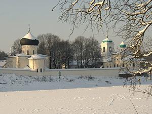 Мирожский монастырь Mirozhskij