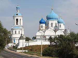 Свято-Боголюбский монастырь Svyato-bogolyubskiy