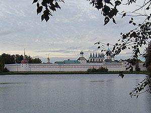 Тихвинский Богородичный Успенский монастырь Tihvinskiy