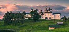 Ферапонтов монастырь - фото