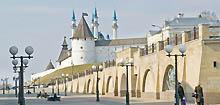 Казанский кремль - фото