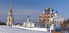 Рязанский кремль - фото