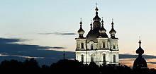 Смольный собор - фото