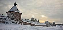 Соловецкий монастырь - фото